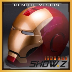 [Remote Version] Cattoys 1:1 Iron Man Mark 3 Helmet MK3 Replica w/ LED