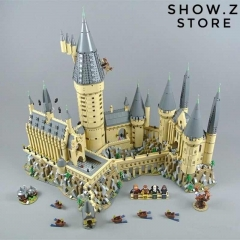 [No Box] Lepin 16060 Hogwarts Castle 71043 6742Pcs Harry Potter Series