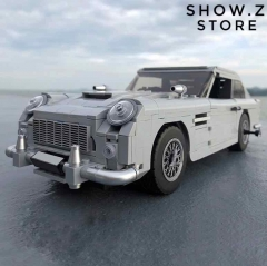 [No Box] Lepin 21046 James Bond Aston Martin DB5 10262 1450Pcs Creator Series Agent 007