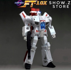 FansToys FT10X FT-10X Phoenix Jetfire Metallic Litmited Version
