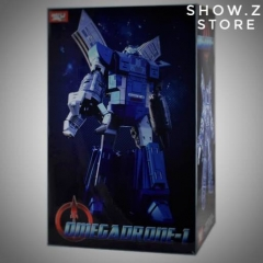 Weijiang WJ Ultima Guard Omegadrone-1 Omega Supreme Blue Limited Version
