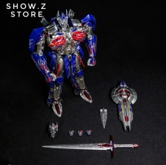 [Sample][NZ buyer only] Unique Toys UT R-02 Challenger MP10 Optimus Prime UT-R02