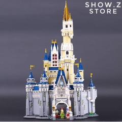 [No Box] Lepin 16008 The Fairytale Castle 71040 4160Pcs Creator Series