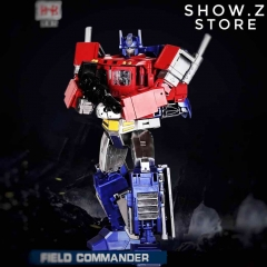 [Pre-Order] Black Mamba 6002-8 Field Commander PP-09 PP09 Optimus Prisme Oversized
