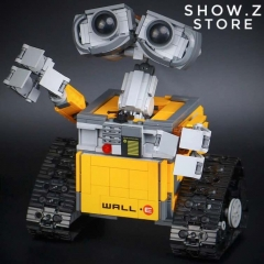 [No Box] Lepin 16003 WALL-E WALL E 21303 687Pcs Ideas Series