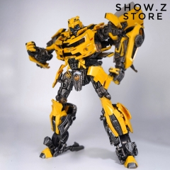 Blue Circus BC BC-02D BC02D Bumblebee MPM-03 MPM03 Oversized Battle Damaged Version
