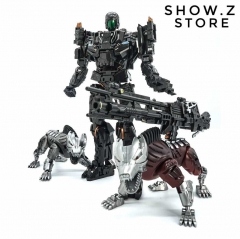 Visual Toys VT Peru Kill AOE Lockdown w/ 2 Steeljaws