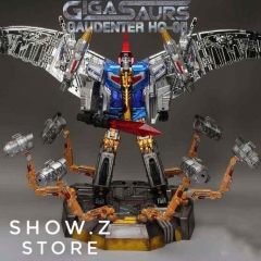 [Pre-Order] GigaPower GP HQ-05R Gaudenter Swoop Blue Chrome Version