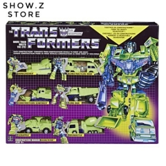 4th Party G1 Constructicon Devastator 6 Figures Set