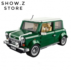 [No Box] Lepin 21002 MINI Cooper 10242 1077Pcs Creator Expert Series