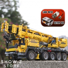 [No Box] Lepin 20004 Mobile Crane MK II 42009 2667Pcs Technic Series