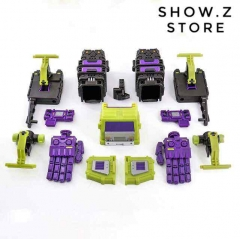 X2Toys Shadow Fisher XS001 Upgrade Kit for Devastator Titan Class