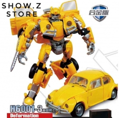 [Pre-Order] Black Mamba BMB H6001-3 Bumblebee Studio Series SS16 Oversized