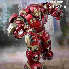 [Pre-Order] Hot Toys HT 1/6 Iron Man Mark XLIV MK44 MMS510 Hulkbuster Deluxe Version Avengers: Age of Ultron Collectible Figure