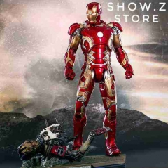 [Pre-Order] Hot Toys HT 1/6 Iron Man Mark XLIII MK43 MMS278D09 Avengers: Age of Ultron Collectible Figure
