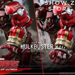 [Pre-Order] Hot Toys HT 1/6 Jackhammer Arm Accessory Set for Iron Man Hulkbuster ACS006 Avengers: Age of Ultron