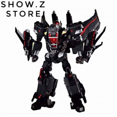Maketoys MT MTCD-05 Buster Skywing Jetfire Skyfire Black Version