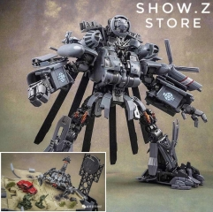 [Pre-Order] [Deluxe Ver.] Weijiang WJ M-05 M05 Hide Shadow Blackout Oversized Studio Series SS08 SS-08 Night Blades Set B Deluxe Version