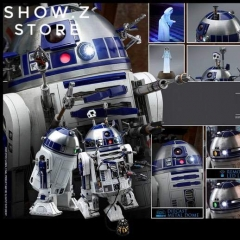 Hot Toys HT 1/6 Star Wars R2-D2 R2D2 MMS511 Deluxe Version