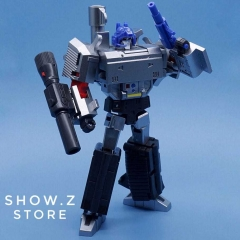 MechFansToys Mech Fans Toys MFT MF-Zero MF-0 MF0 Destroyer Megatron Metallic Version