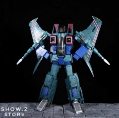 Robot Hero RH CG-02 CG02 MP03 Starscream Green