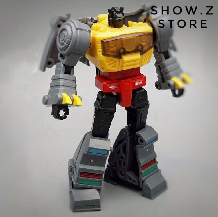 Transformers & Robots Transformation Mech Fans Toys MFT-25 Grimlock,In stock! Action Figures