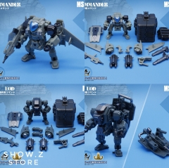 [Pre-Order] MechFansToys Mech Fans Toys MFT Lost Planet Powered-suit MS-14 EOD & MS-15 Commander