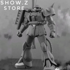 [Pre-Order] Metal Club MC 1/100 MS-06J Mass Production Green Zaku II Metal Build Anaheim Factory Style