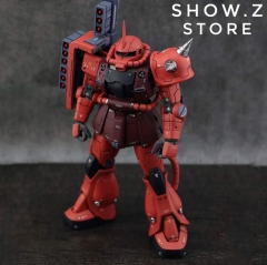 [Pre-Order] Metal Club MC 1/100 MS-06S Char's Red Zaku II Metal Build Anaheim Factory Style