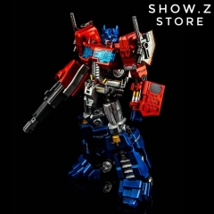 MakeToys MTCD-01P Striker Manus Optimus Prime Premium Edition