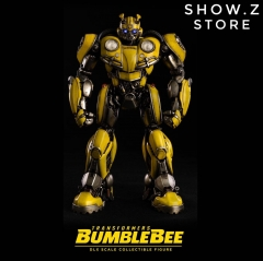 3A Bumblebee Deluxe Figure Transformers DLX Collectible Series