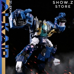 "[Pre-Order] Iron Factory IF EX-34 EX34 Alkaid Helex DJD Spirits of The ""D.E.C"""