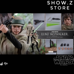 [Pre-Order] Hot Toys HT 1/6 Luke Skywalker MMS516 Star Wars: Return of the Jedi Endor Standard Version