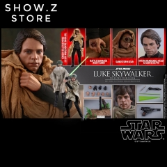 [Pre-Order] Hot Toys HT 1/6 Luke Skywalker MMS517 Star Wars: Return of the Jedi Deluxe Version