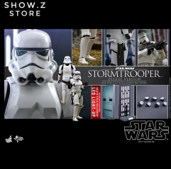 [Pre-Order] Hot Toys HT 1/6 Stormtrooper Storm Trooper MMS515 Star Wars Deluxe Version