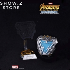[Pre-Order] Marvel Licensed 1/1 Life-Size IronMan Uni-beam Mark 50 Arc Reactor w/ Lighting MK50