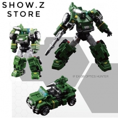 [Pre-Order] IronFactory Iron Factory IF EX-38 EX38 Optics Hunter Hound