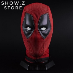 Keacool 1:1 Deadpool Full Size Helmet Wearable Mask