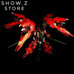 [Pre-Order] Metal Club MC 1/100 NZ-666 Kshatriya Warlock Red Version Full Frontal Red Comet Use MB Style Gundam Unicorndam Unicorn