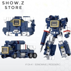 [Per-Order] Iron Factory EX41 Sonicwave Soundwave