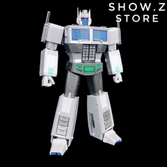 Magic Square MS MS-Toys MS-01W MS01W Ultra Magnus Optimus Prime OP White