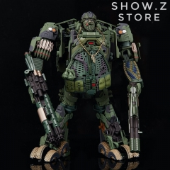 [Pre-Order] WeiJiang Wei Jiang WJ M02 M-02 Robot Force Hound Oversized Black Apple Alloy Modified Version