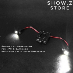 Shockwave Lab SL SL-44 SL44 Upgrade LED Kit for MPM-5 MPM-05 MPM05 Barricade