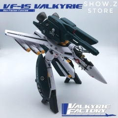[In Coming] Valkyrie Factory VF 1/60 VF-1S VF1S Macross Roy Fokker Focker Special Version Full Painted