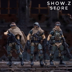 JoyToy Source Acid Rain 1/18 Russian Federation Caucasus Squad Set of 3 Figures