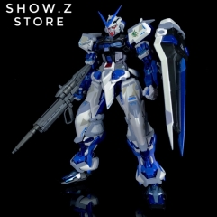 Metal Club MC 1/100 MBF-P03 Gundam Astray Blue Frame SEED Metal Build