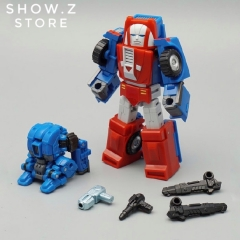 MechFansToys MFT Mechanic Studio MS-16 MS16 Rocke Gears