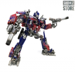 [Per-Order] WeiJiang WJ MPM-04 MPM04 Optimus Prime OP Oversized Black Apple