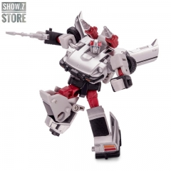 [Pre-Order] NewAge New Age NA H4G H-4G Black Rain Silverstreak Full Silver Paint Version