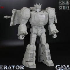 [Pre-Order] GigaPower GP HQ-01R HQ01R Superator Grimlock Dinobots Chrome Version
